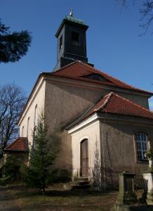 Ansicht der Alten Kirche