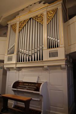 Orgel Alte Kirche