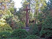 Neuer Friedhof – Kreuz (nah)