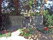 Neuer Friedhof – Fliegergräber