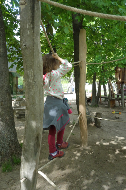 Kindergarten Seilgarten