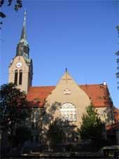 Christuskirche - Außenansicht