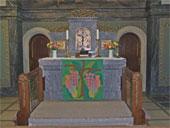Christuskirche - Altar